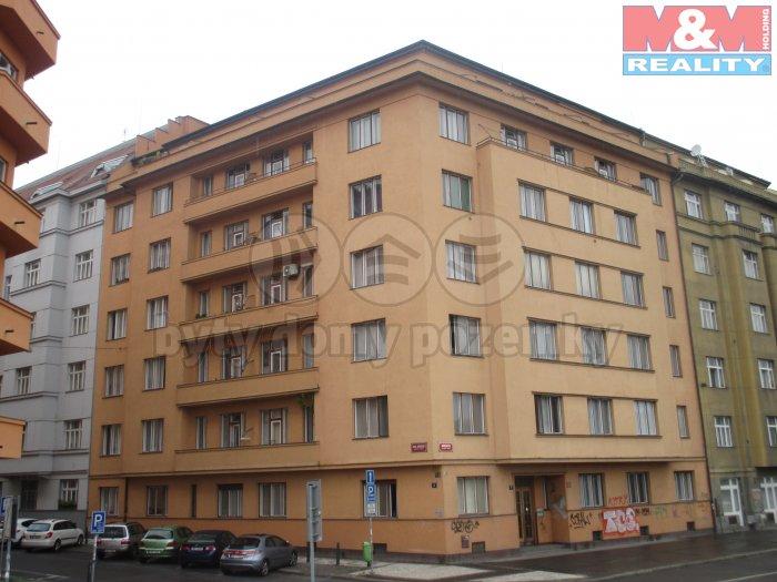 Prodej, byt 1+kk, 30 m2, Praha 7, ul. Bubenská