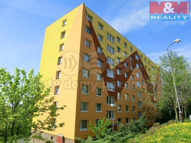 Pronájem, byt 1+1, 36 m2, Jirkov, ul. Generála Svobody
