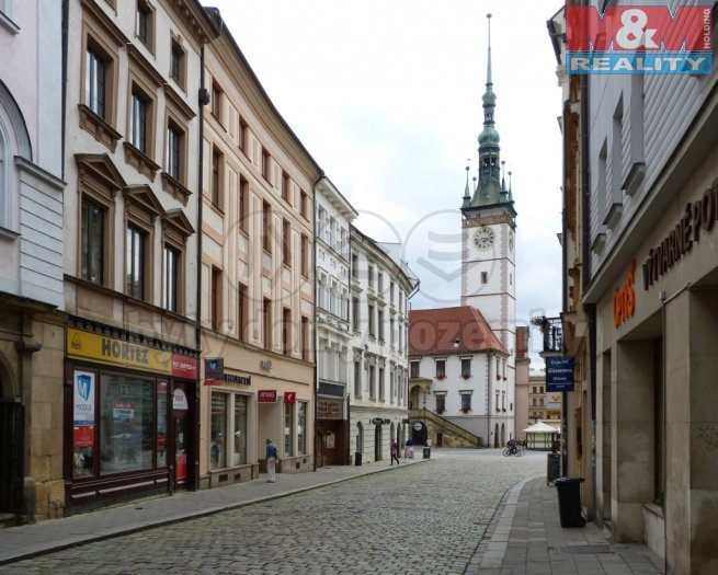 Pronájem, komerční prostor, 43 m2, Olomouc