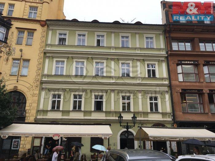 Pronájem, kancelářský prostor 88 m2, Praha 1, Ovocný trh