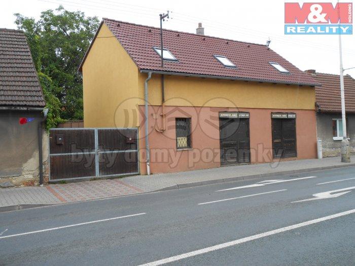 Prodej, rodinný dům 7+kk, 180 m2, Kladno, ul. Kročehlavská