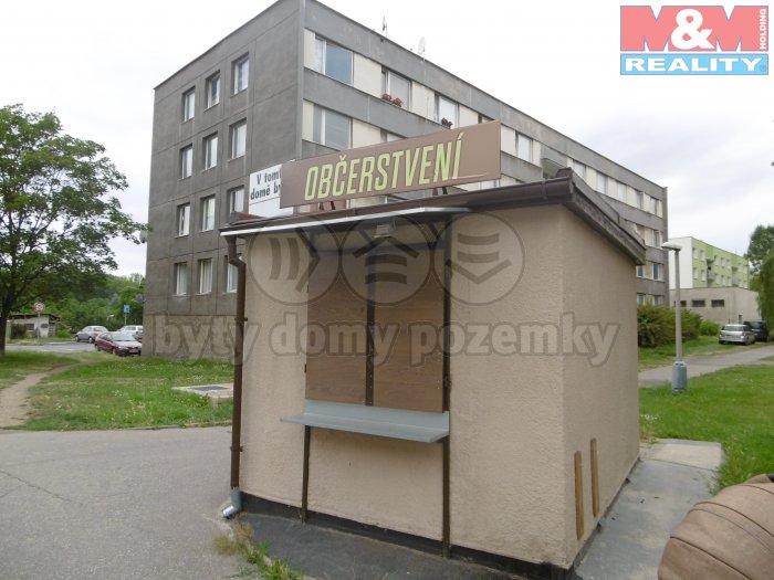 Prodej, komerční objekt, 12 m2, Chomutov, ul. Haškova