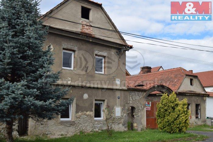 Prodej, zemědělská usedlost, Bitozeves- Nehasice