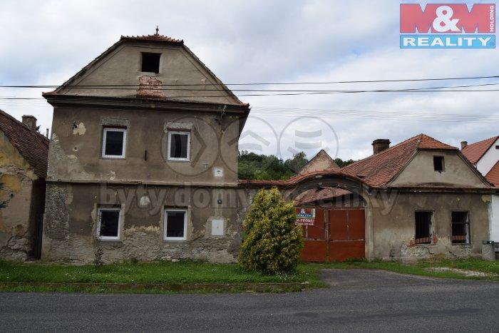 Prodej, rodinný dům, Bitozeves- Nehasice