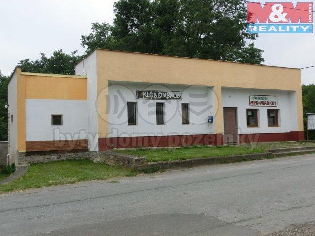 Prodej, komerční objekt, Šimanov