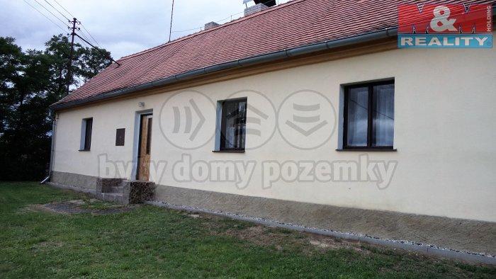 Prodej, rodinný dům 3+1, 100 m2, Všetaty u Rakovníka