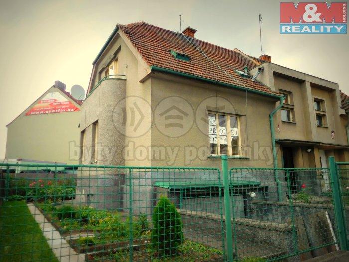 Prodej, rodinný dům, 107 m2, Plzeň, ul. Línská