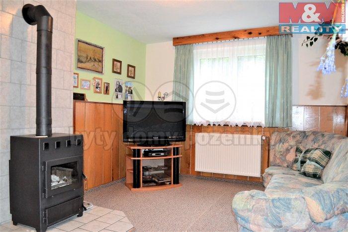 Prodej, chata 5+1, 463 m2, Pernink