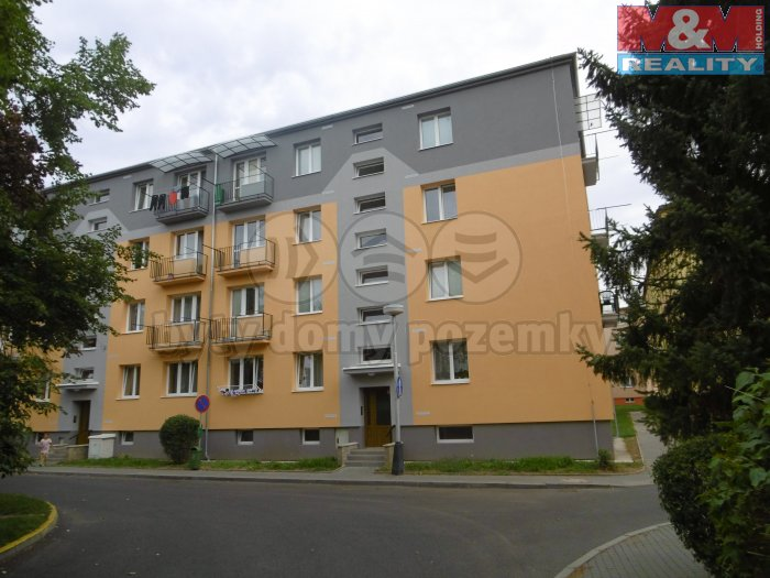 Prodej, byt 3+1, 62 m2, OV, Žatec, ul. Podměstí
