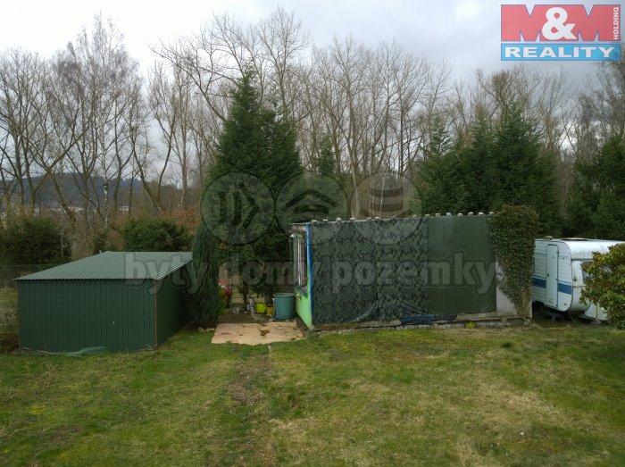 Prodej, zahrada, 407 m2, Karlovy Vary - Tašovice