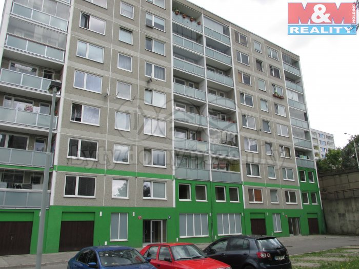 Prodej, byt, 1+kk, 29 m2, Praha 4 - Chodov