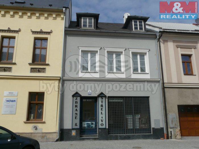 Prodej, rodinný dům, 190 m2, Šternberk