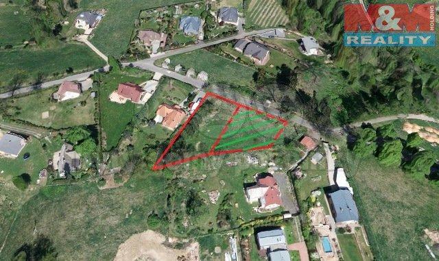 Prodej, pozemek, 987 m2, Proseč nad Nisou
