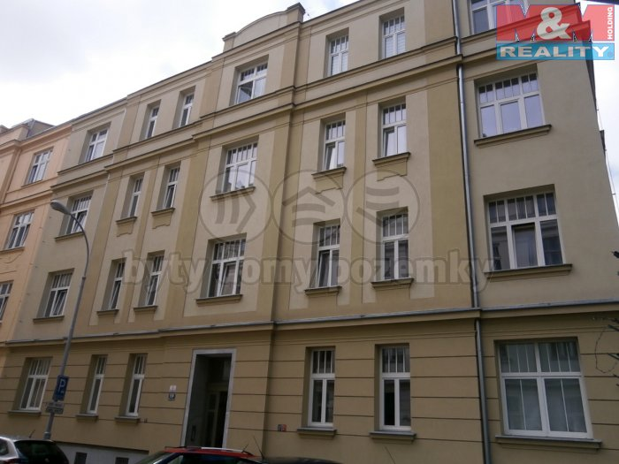 Prodej, byt 2+1, 94 m2, Brno, ul. Soukenická