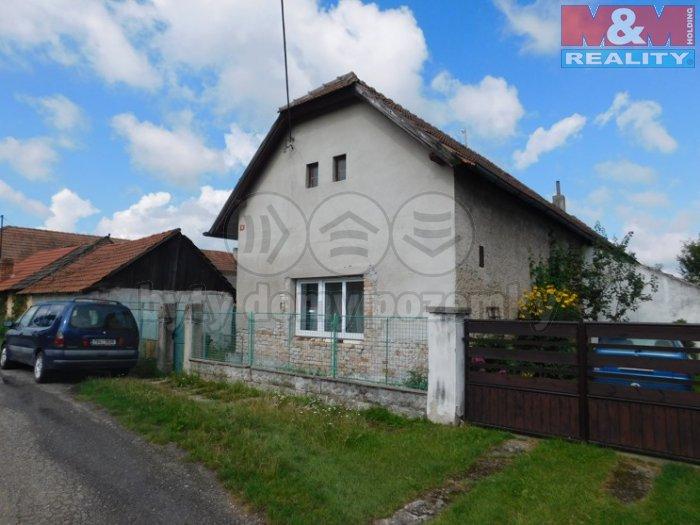 Prodej, rodinný dům 2+kk, Vápensko, Kostomlaty n. Labem