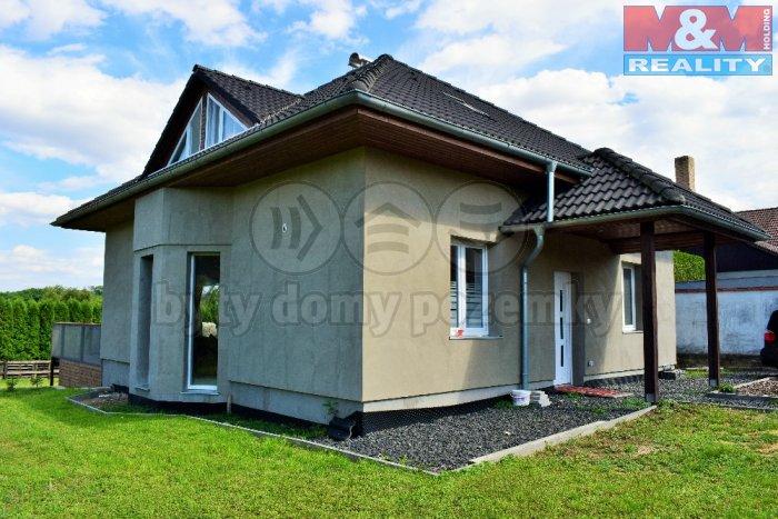 Prodej, rodinný dům 5+kk, 158 m2, Mšené-lázně
