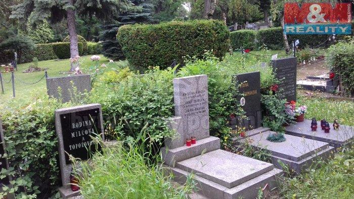 Prodej, hrob, Praha 10 - Vršovice ( Bohdalec)