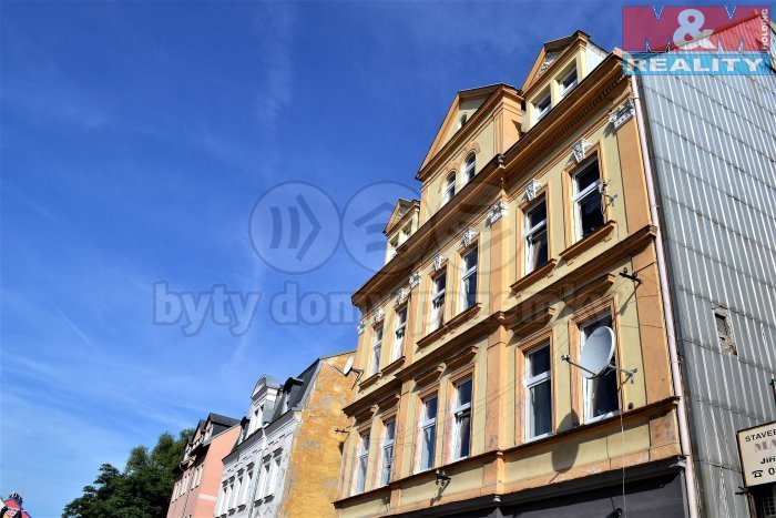 Prodej, byt 1+1, 37 m2, Karlovy Vary - Dvory