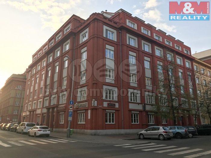 Prodej, byt 2+1, 86 m2, OV, Praha 7 - Holešovice
