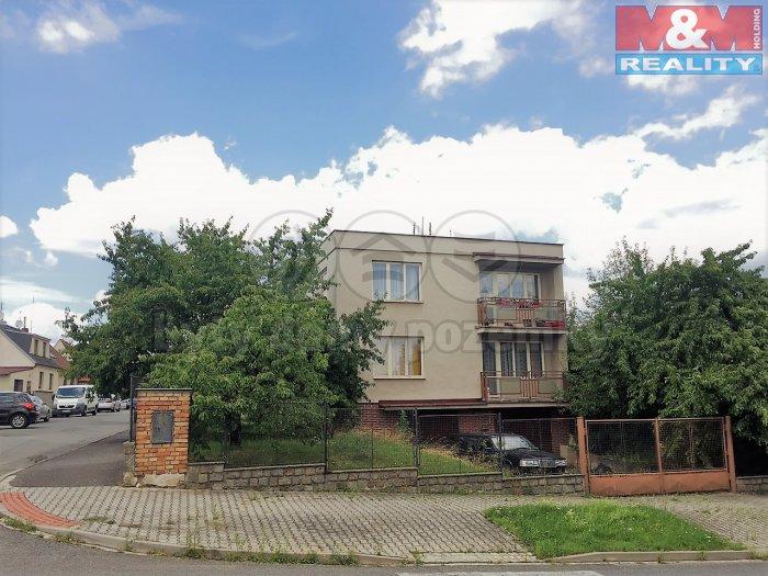 Prodej, rodinný dům, 2 x 3+1, 790 m2, Hradiště u Plzně