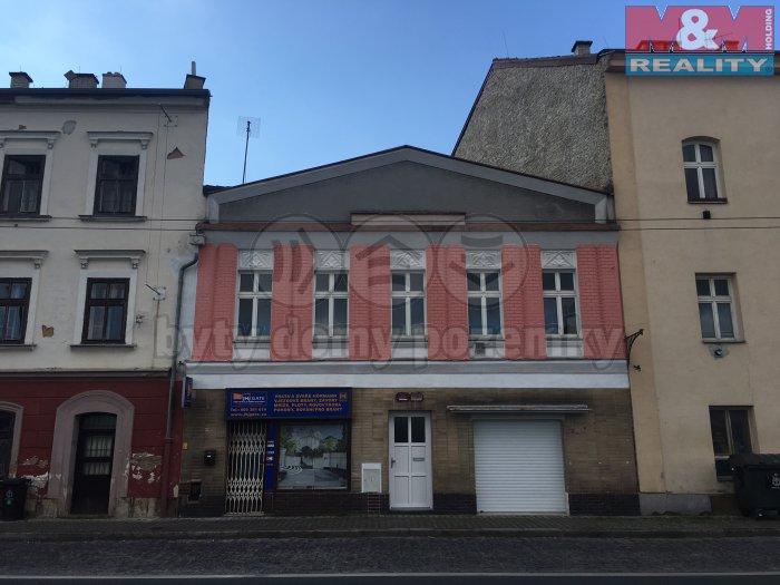 Prodej, nájemní dům, 200m2, Plzeň
