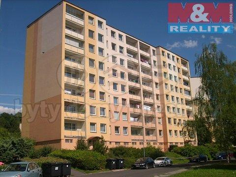 Prodej, byt 3+1, 70 m2, OV, Ústí nad Labem, ul. Anežky České