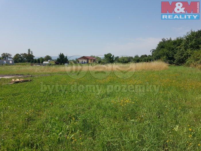 Prodej, stavební pozemek, 941 m2, Černovice u Chomutova