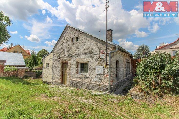 Prodej, rodinný dům, Kladno - Švermov, ul. S. K. Neumanna