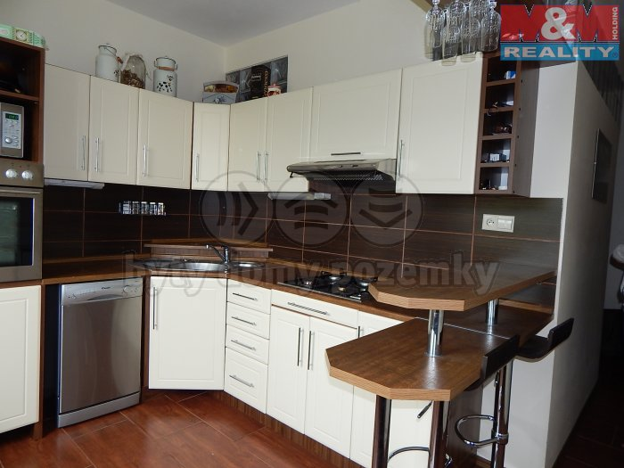 Pronájem, byt 3+1, 78 m2, Chomutov, ul. Hutnická