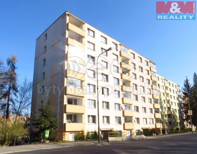 Prodej, byt 2+1, 67 m2, Karlovy Vary, Drahovice