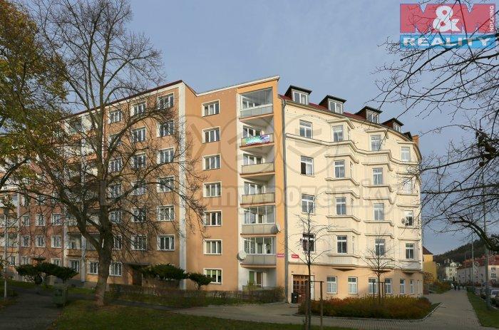 Prodej , byt 4+1, 95 m2, OV, Karlovy Vary