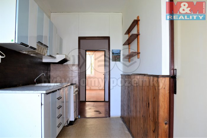 Prodej, byt 2+1, 62 m2, Karlovy Vary - Drahovice
