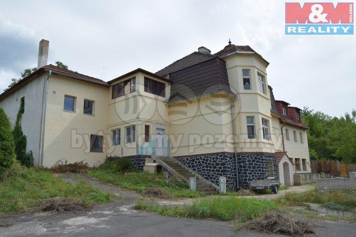 Prodej, rodinný dům, Bílina, Újezdské Předměstí