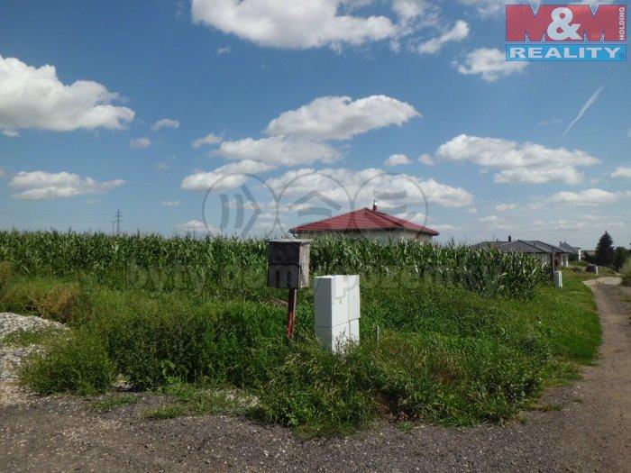 Prodej, stavební pozemek,1031 m2, Podbořany - Hlubany