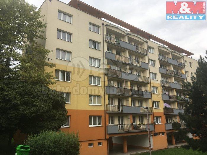 Prodej, byt 3+1, 72m2, OV, Ústí nad Labem, Velká Hradební