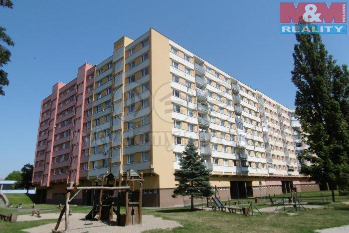 Pronájem, byt 2+1, 64 m2, OV, Chomutov, ul. Bezručova