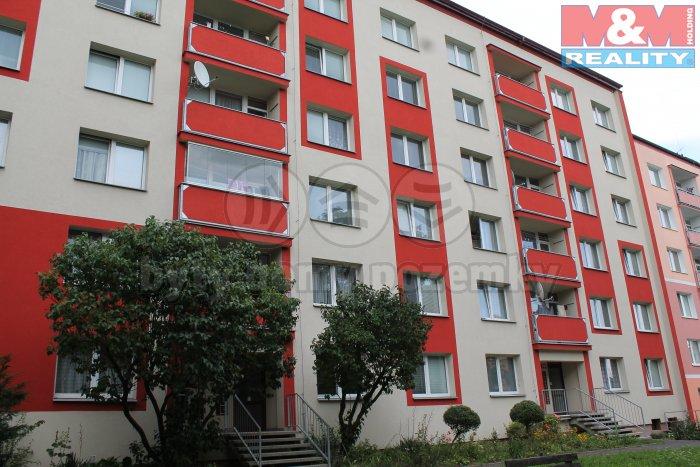 Prodej, byt 3+1, 65 m2, OV, Ústí nad Labem, ul. Hornická
