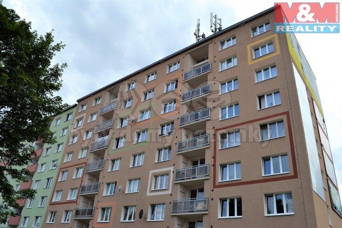 Prodej, byt 1+kk, 19 m2, Ostrov, ul. Jungmannova
