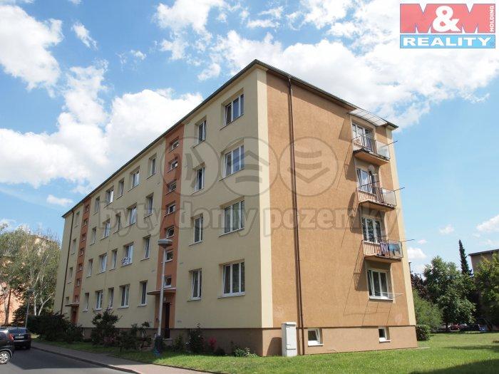 Prodej, byt 2+1, 53 m2, OV, Žatec, ul. Podměstí