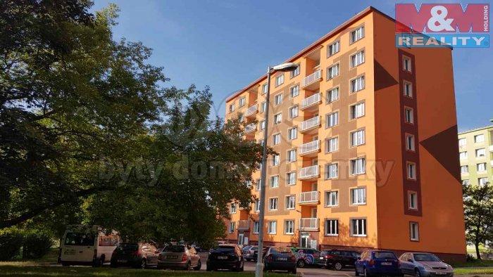 Pronájem, byt 1+kk, 27 m2, Jirkov, ul. Studentská