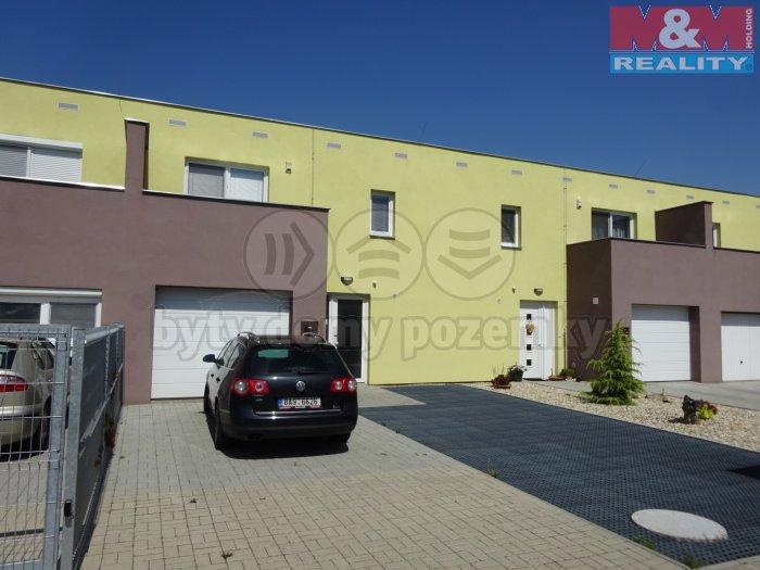 Prodej, rodinný dům 4+kk, Praha 5 - Řeporyje