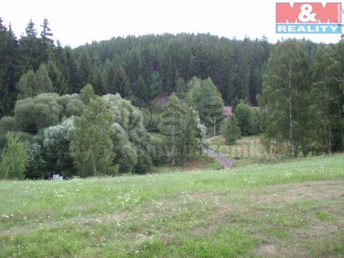 Prodej, stavební pozemek, 3470 m2, Pila - Karlovy Vary