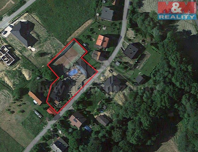 Prodej, rodinný dům, 1799 m2, Stará Ves
