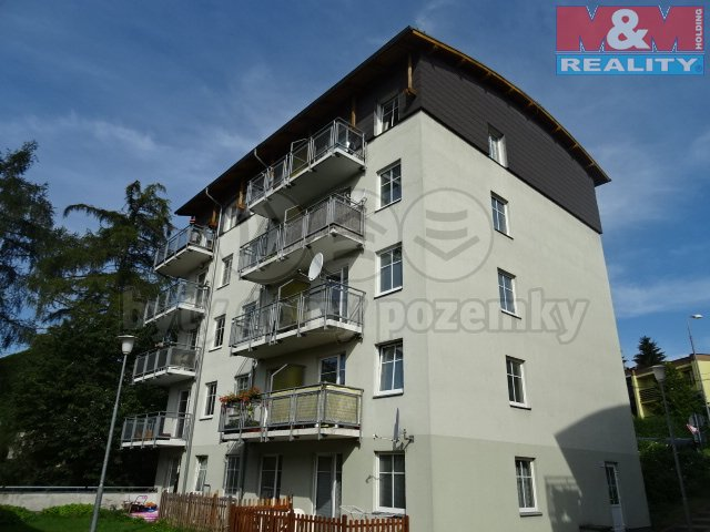 Pronájem, byt 2+1, 60 m2, Liberec, ul. Sluneční Stráň