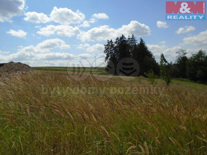Prodej, pozemek, 1140 m2, Habrek