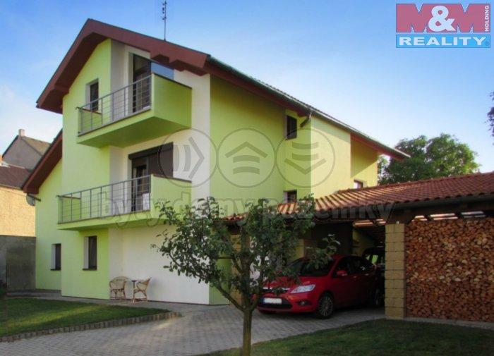 Prodej, rodinný dům, 832 m2, Hořovice