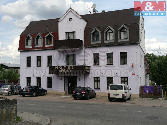 Prodej, Hotel IMPULS, ubytovna, Liberec-Doubí