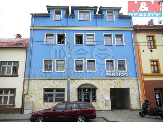 Prodej, nájemní dům, 700 m2, Doudlevecká ulice, Plzeň