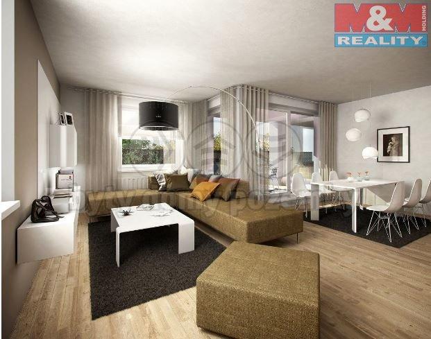 Prodej, byt 1+kk, 35 m2, Praha 9 - Vysočany, ul. Kolbenova