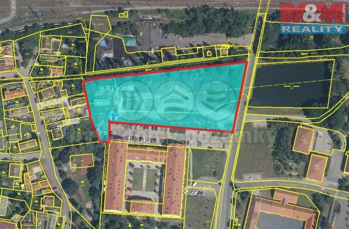 Prodej, pozemek 8692 m2, Praha - Běchovice